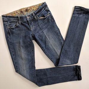EUC Paige Denim Skinny jeans